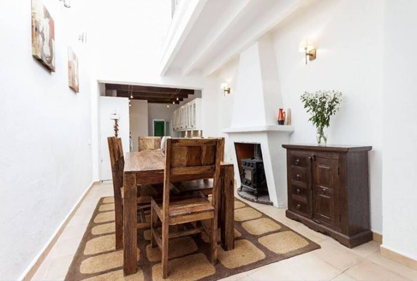 Stone Town House in Pollensa Centre